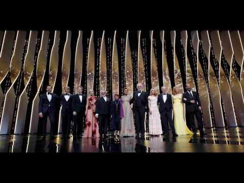 69th cannes Film festival openning ceremony