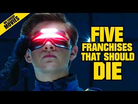 Thumbnail: Five Movie Franchises That Should Die