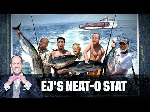 Utah Jazz Go Fishin'   EJ's Neat-O Stat