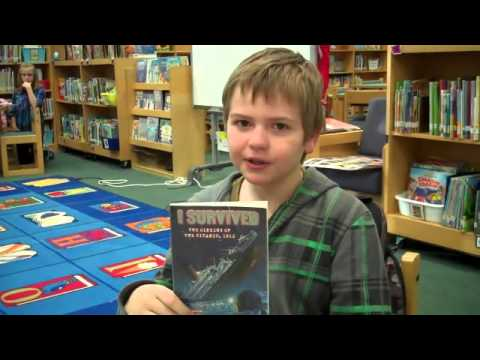 I Survived the Sinking of the Titanic Guys Read Book Review