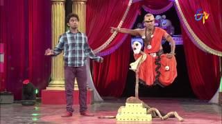 Adhire Abhi Performance - Jabardasth - Episode No 59 - ETV Telugu