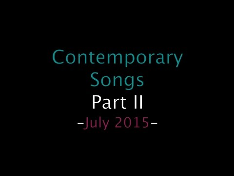 Contemporary Dance Songs