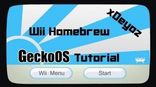How to do Gecko OS - Tutorial [Deutsch]