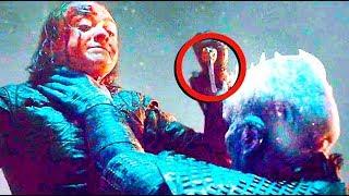La Verdadera Razon por la que Arya Vencio al Rey de la Noche -Juego de tronos