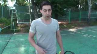 Теннис для начинающих -
