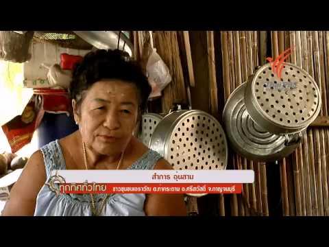 ทุกทิศทั่วไทย : การเลี้ยงปลาคาร์ฟแฟนซี (13 มิ.ย.57)