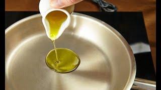 Почему масло брызгает на сковороде мастер-класс от шеф-повара / Илья Лазерсон / Обед безбрачия