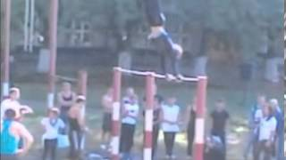 STREET WORKOUT in Ужгород
