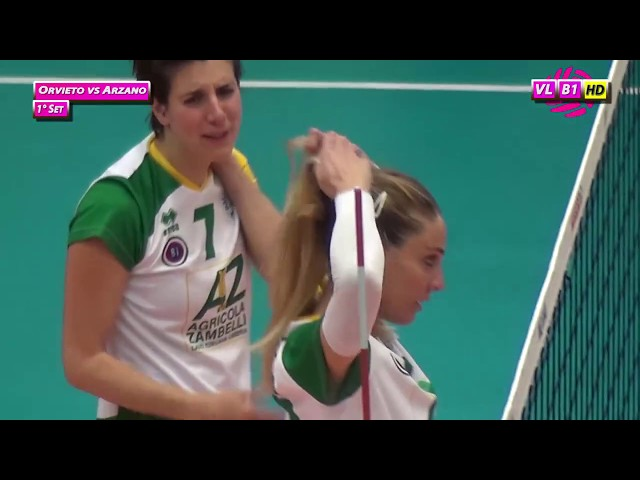 Orvieto vs Arzano - 1° Set