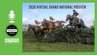 🐴  2020 Virtual Grand National Preview