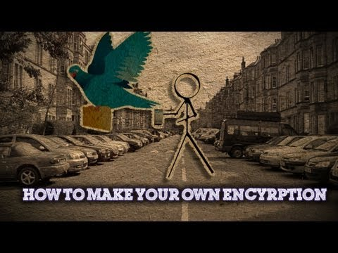 Make Your Own Encryption Program