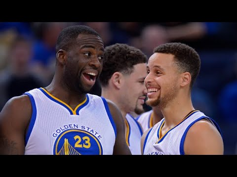 2017-18 Golden State Warriors Funny Moments Part 3