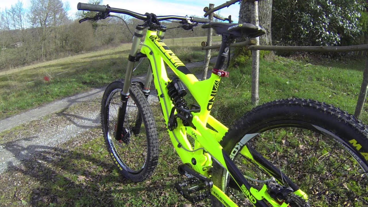 YT Industries tues se 2013 - YouTube