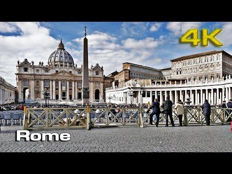 Rome (a visit) [4K]