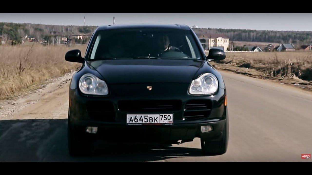 Тест драйв Porsche Panamera Turbo Executive -ЛУЧШЕЕ из Б/У .