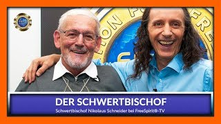 Der Schwertbischof bei Free Spirit®-TV