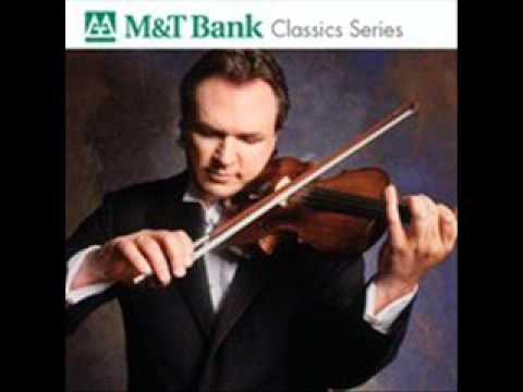 Buffalo Philharmonic Orchestra: Mark O'Connor Concerto Preconcert Lecture