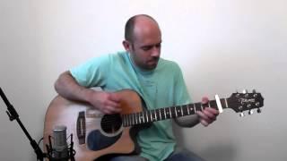 93 million miles (Jason Mraz) - Acoustic Guitar Solo Cover (Violão Fingerstyle)