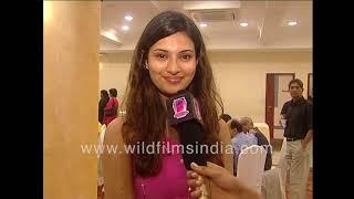 "Sayali Bhagat, Former Miss India World, at Femina Miss India 2004: ""I love Lara Dutta"""