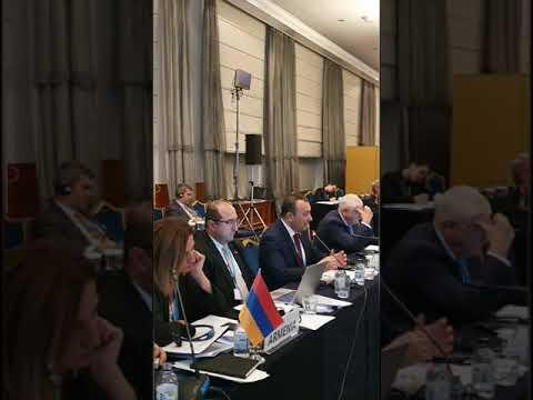 Տեսանյութ. Վահե Էնֆիաջյանի կոշտ պատասխանը ադրբեջանցի պատվիրակներին՝Քաղաքական սադրանք՝ դուք եք անում,Արցախի հարցը դե ֆակտո լուծված է