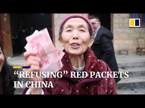 'Blockbuster' on show every Chinese New Year: 'Refusing' red packets