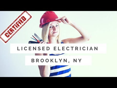 Licensed Electrician Brooklyn NY
