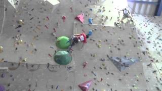 Keisuke Kitamura, Qualification1, Ikuma Morimitsu, Qualification2, MAMMUT Climbing Competition 2014