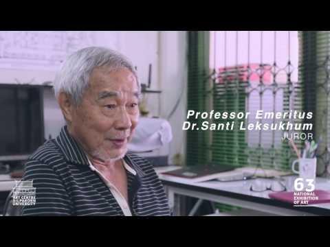 Professor Emeritus Dr. Santi Leksukhum