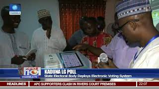 LG Poll: Kaduna State Electoral Body Deploys Electronic Voting System