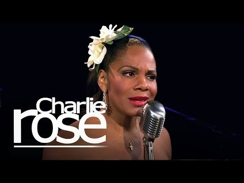 Audra McDonald Sings Billie Holiday | Charlie Rose
