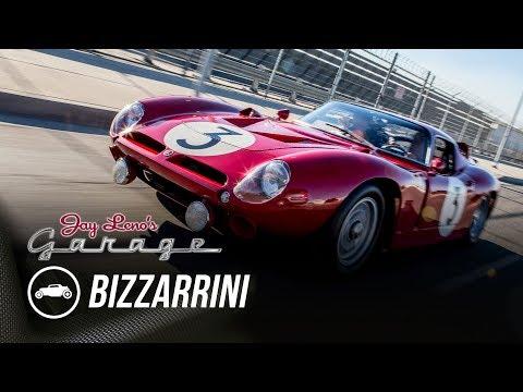 1965 Bizzarrini  Jay Leno's Garage