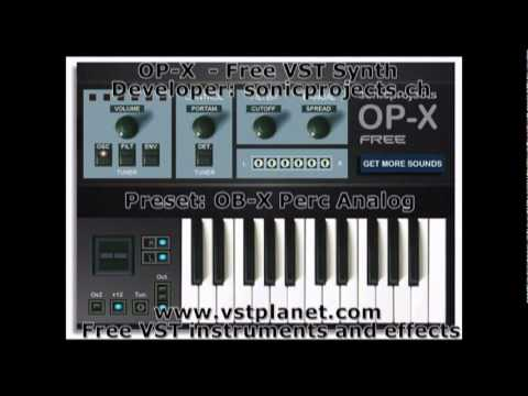 25 Free Synth VST Plugins – Best Synth VSTs for FL Studio