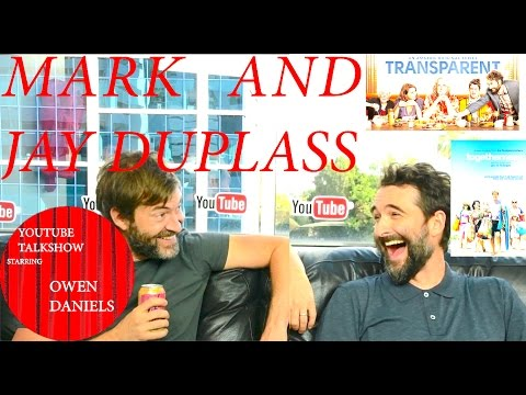 MARK AND JAY DUPLASS - YouTube TalkShow With Owen Daniels