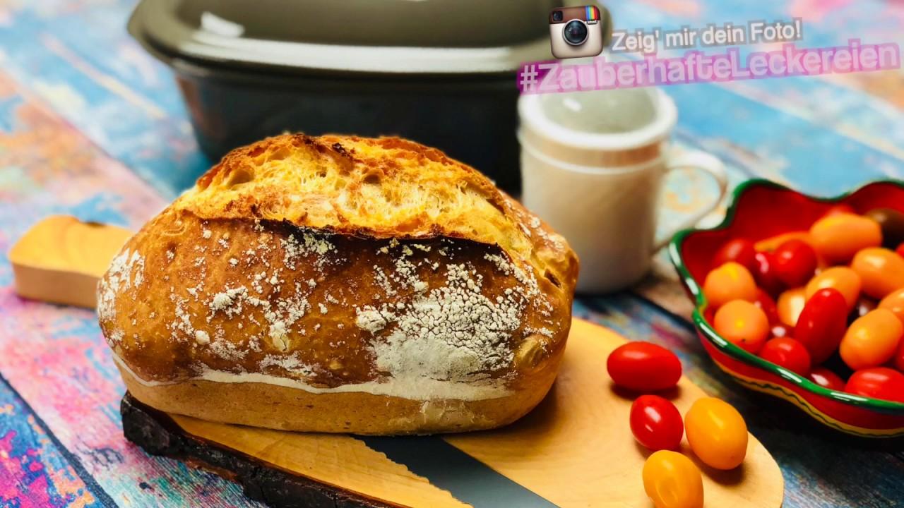 Wie Backe Ich Ein Brot Ohne Kuchenmaschine Zauberhafte