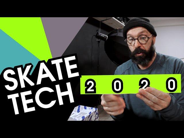 BRAKING AND GRINDING // INLINE SKATING 2020 TECH