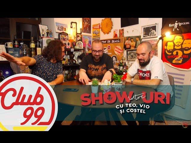 Podcast #240 | Cifrele sunt doar un numar | Intre showuri cu Teo, Vio si Costel