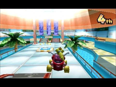 Mario Kart 7: Wii Coconut Mall [1080 HD]