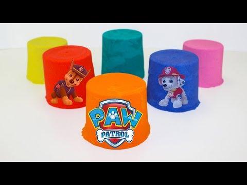 Видео для детей Щенячий патруль Сюрпризы игрушки Герои в масках Развивающие мультфильмы для детей