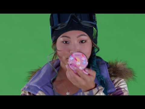 Chloe Kim Named New LANEIGE North America Brand Ambassador