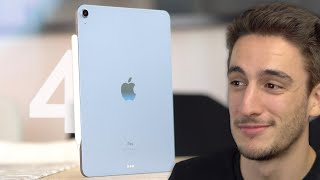 Test iPad Air 4 - Tout d'un Pro ?