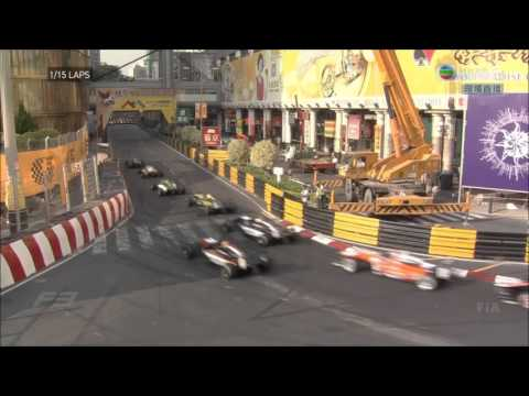 Grand Prix–FIA F3 Intercontinental Cup English Channel