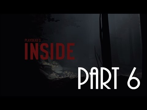 INSIDE - Gameplay (Part 6 - The Depths)