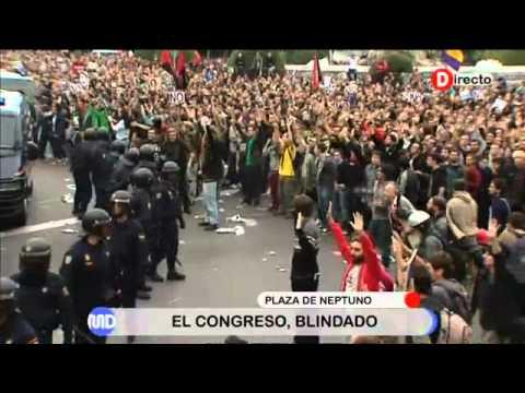 Madrid Directo asiste