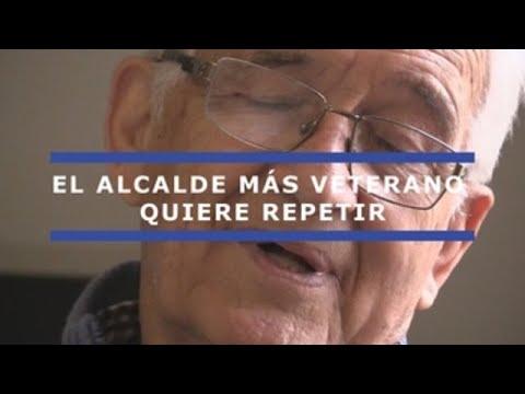 El alcalde más veterano de España: 89 años, 56 en el cargo, y quiere repetir