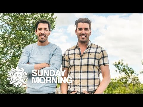 At home with the Property Brothers