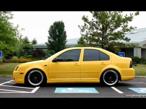 VW JETTA EURO TUNING - YouTube