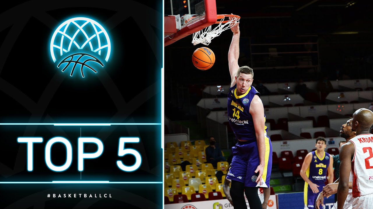 Top 5 Plays | Gameday 11