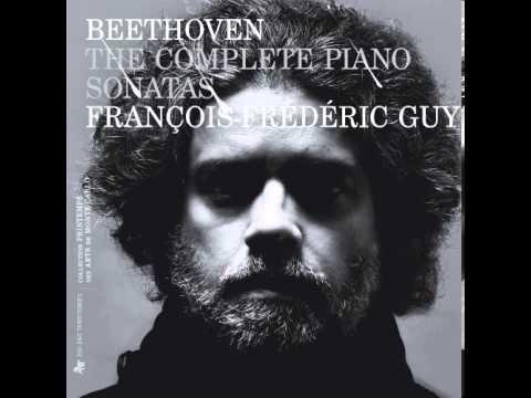 BEETHOVEN -- Moonlight Sonata :I. ADAGIO SOSTENUTO  - François-Frédéric Guy
