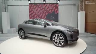 NEW Jaguar I-PACE !!! test driving !!!