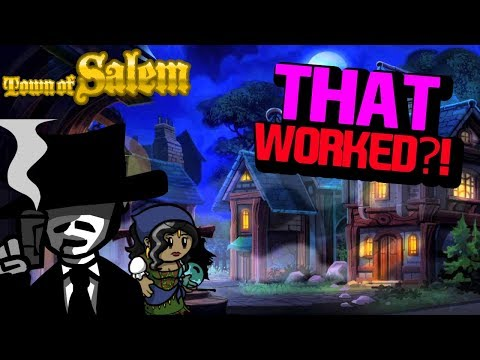 THAT WORKED?! | Town of Salem Ranked Mafia